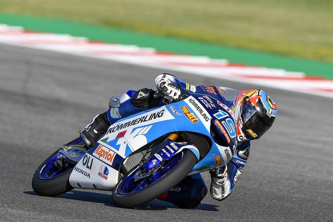 Moto3 | Gp Misano FP3: Rodrigo il più veloce, Canet costretto alla Q1