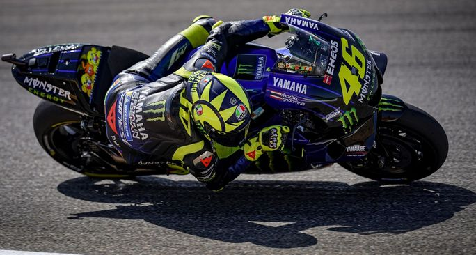 "MotoGP | Gp Aragon Qualifiche: Rossi, ""Ci manca qualcosa per lottare per il podio"" [VIDEO]"