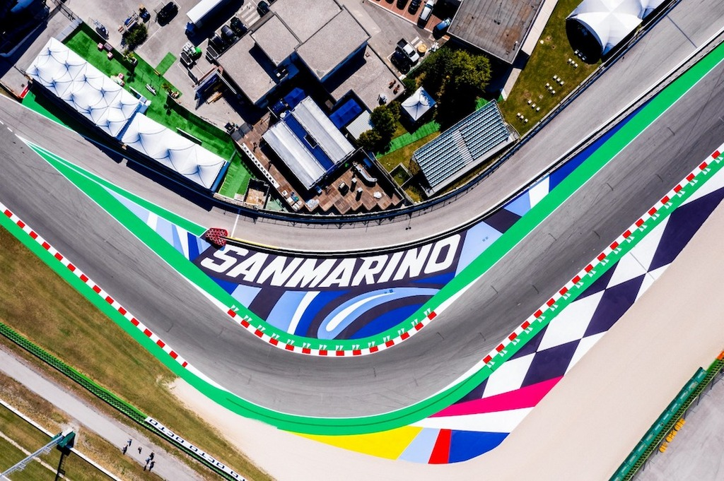 MotoGP | : Riders' Land, vie di fuga comunicative al Misano World Circuit Marco Simoncelli