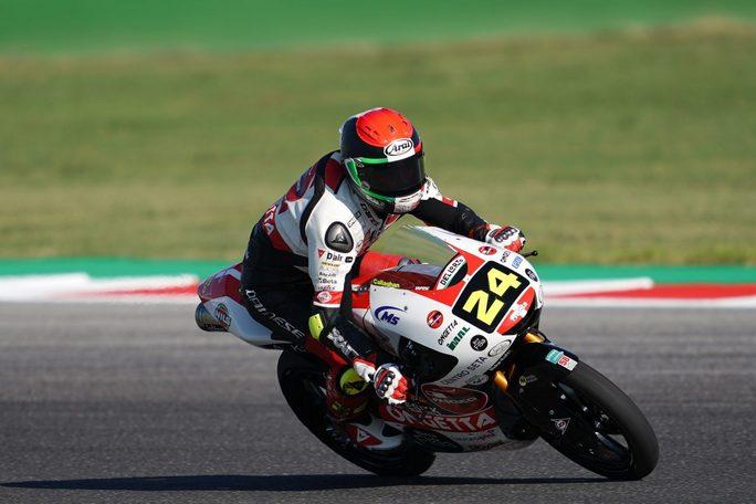 Moto3 | Gp Aragon FP1: Suzuki al comando, Migno è quarto