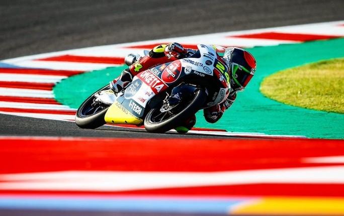 "Moto3 | Gp Misano Gara: Suzuki, prima vittoria in carriera a casa del ""SIC"""