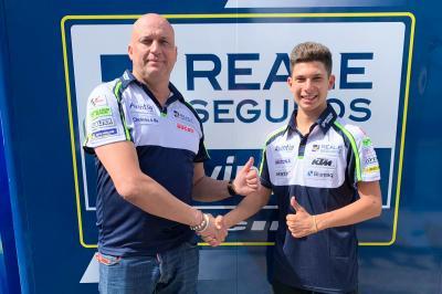 Moto3 | Carlos Tatay correrà con il Team Avintia