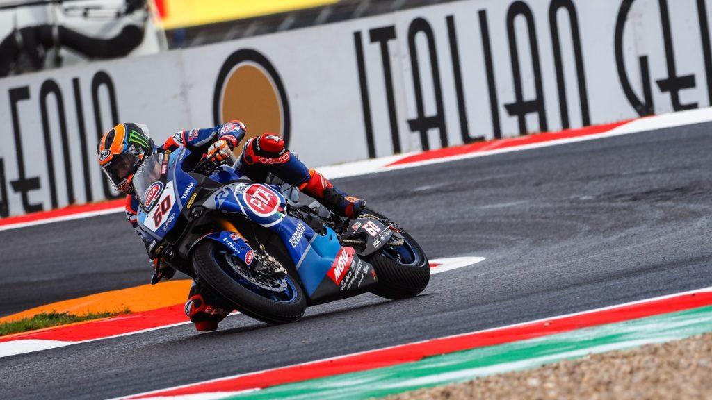 Superbike | Round Magny-Cours, FP1: sul bagnato svetta Van Der Mark
