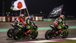 Superbike | Round Qatar: Kawasaki vince il Campionato Costruttori