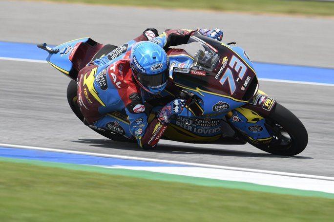 Moto2 | Gp Thailandia Qualifiche: Marquez in pole, Marini in seconda fila
