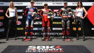 Superbike   Round Argentina, Tissot-Superpole: Bautista ottiene la sua quarta pole