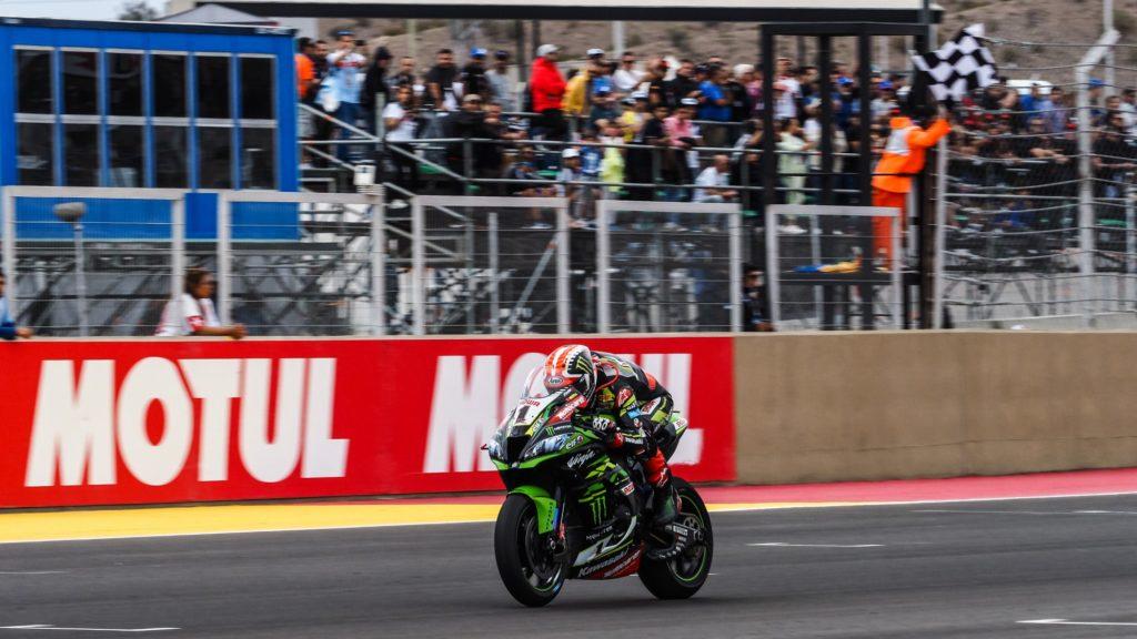 Superbike | Round Argentina, Gara2: vince ancora Jonathan Rea