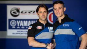 Superbike   Caricasulo e Gerloff firmano per il team GRT Yamaha