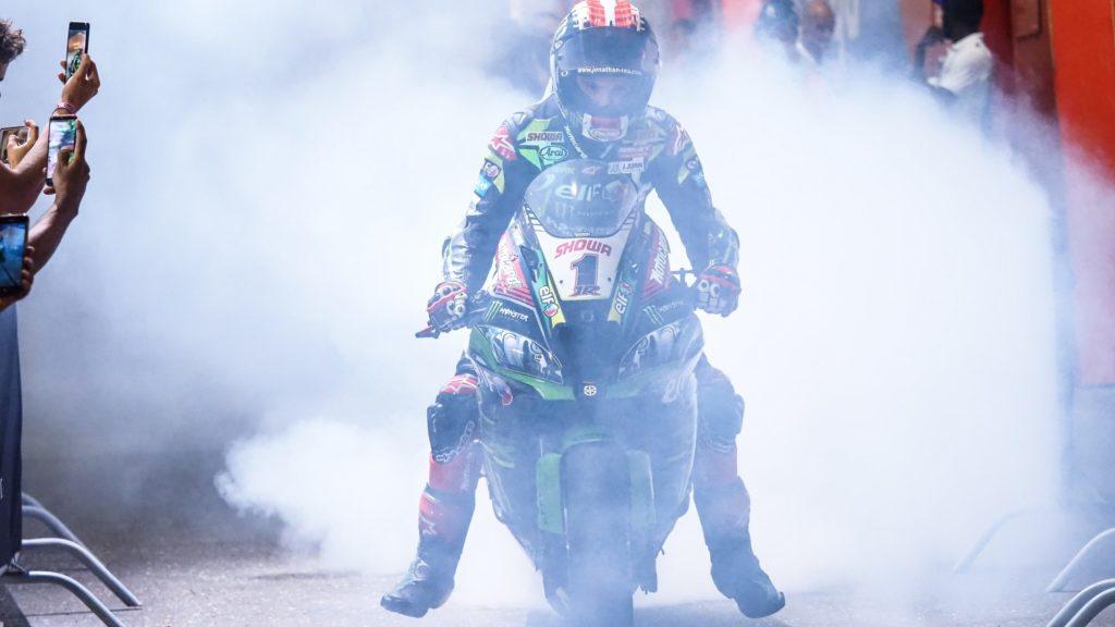 Superbike | Rea riscrive la storia di Kawasaki