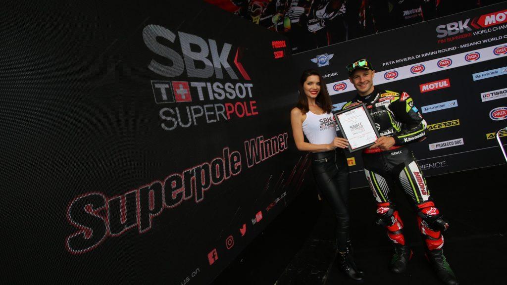 Superbike | Rea vince il Tissot Superpole Award 2019