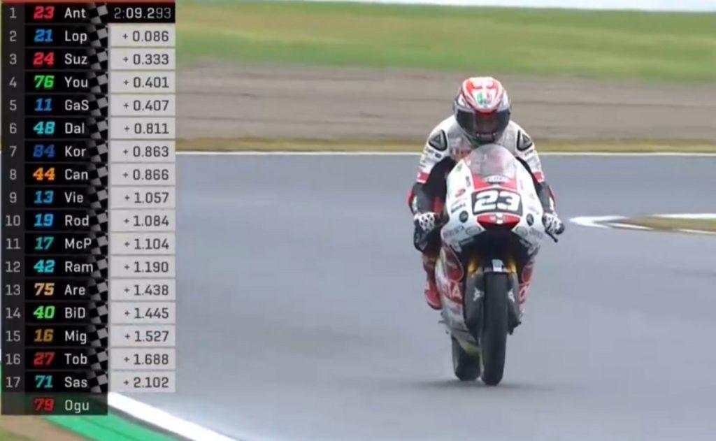 Moto3 | Gp Giappone Qualifiche: Antonelli in pole, Dalla Porta in seconda fila