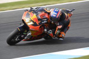 Moto2   Gp Australia Gara: Vittoria per Binder, Baldassarri è quinto
