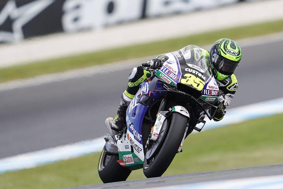 """MotoGP   Gp Australia Day 1: Cal Crutchlow, """"Possiamo fare di più"""""""