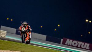 Superbike   Round Qatar, FP2: Chaz Davies termina davanti a tutti