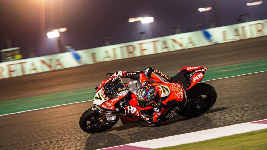 Superbike | Round Qatar, FP2: Davies è sorpreso del suo passo