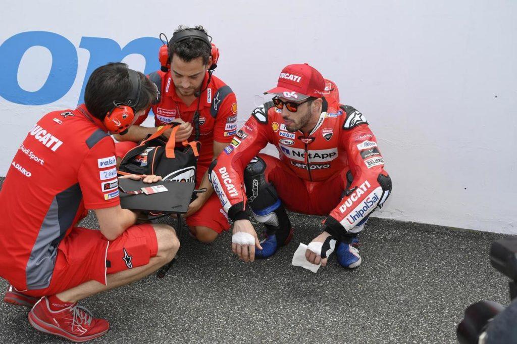 """MotoGP   Gp Giappone: Andrea Dovizioso, """"Motegi pista speciale"""""""