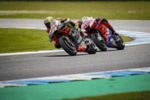 "MotoGP | Gp Australia Gara: Aleix Espargarò, ""E' una pista speciale"""