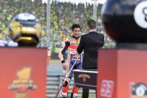 MotoGP | La Foto Gallery dell'ottavo titolo iridato di Marc Marquez