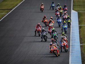 MotoGP | La gallery del Gp del Giappone: Marquez indomito, Quartararo e Dovizioso a podio