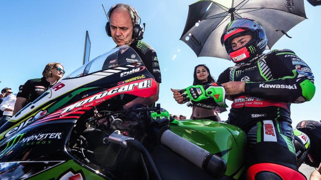 Superbike | Leon Haslam non correrà per il Kawasaki Racing Team nel 2020