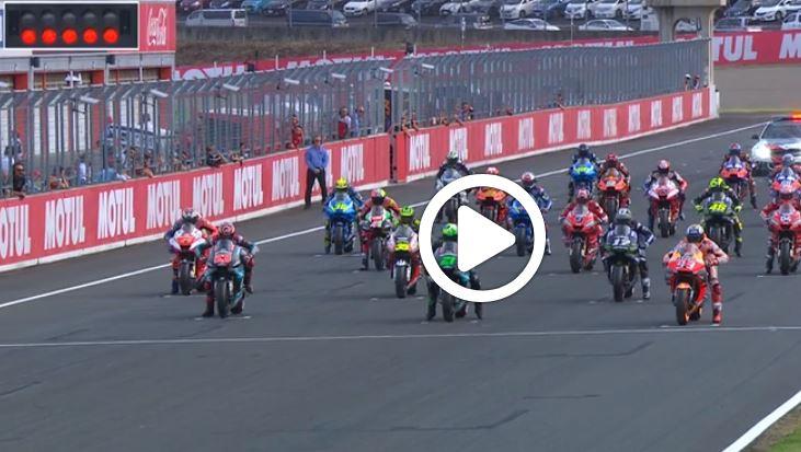 MotoGP | Gp Giappone: gli highlights della gara [VIDEO]