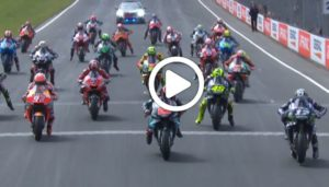 MotoGP | Gp Australia: gli highlights della gara [VIDEO]