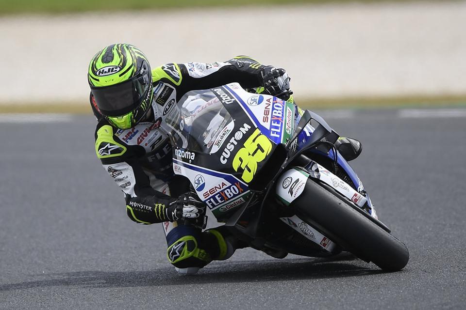 "MotoGP | Gp Australia Qualifiche: Cal Crutchlow, ""Dopo l'incidente di Oliveira era necessario fermarsi"""
