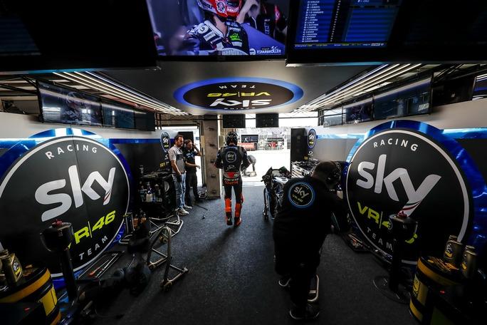 Moto2 | Gp Thailandia FP2: Marini è il più veloce, Bastianini è quinto