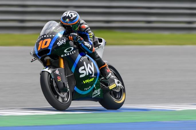 Moto2 | Gp Thailandia Gara: Domina Marini, vittoria su Binder e Lecuona