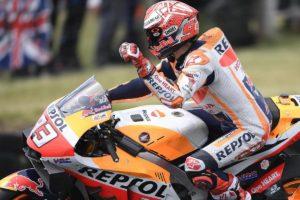 "MotoGP | Gp Australia Gara: Marquez, ""Ho rischiato, non avevo nulla da perdere"" [VIDEO]"