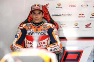 "MotoGP   Gp Thailandia: Marquez in pista nelle FP2 dopo il terribile ""crash"" delle FP1"