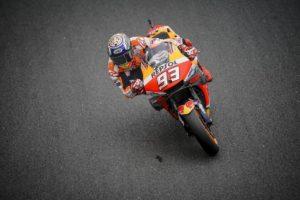 MotoGP | Gp Giappone FP4: Honda al comando con Marquez, Rossi è quinto