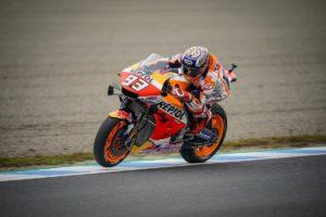 MotoGP | Gp Giappone Qualifiche: Marquez in pole, Morbidelli ottimo secondo