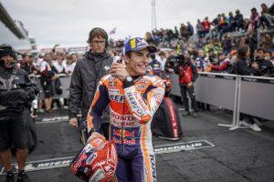 """MotoGP   Gp Malesia: Marc Marquez, """"Non è il momento di rilassarsi"""""""