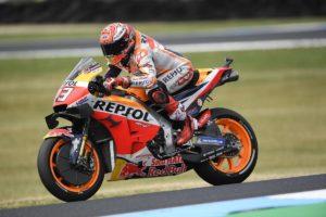 MotoGP   Gp Australia Gara: Marquez vince ancora e scavalca Doohan