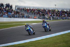 "MotoGP   Gp Australia Gara: Joan Mir, ""Felice del mio quinto posto"""