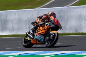 Moto2 | Gp Australia FP3: Doppietta italiana con Di Giannantonio e Bezzecchi