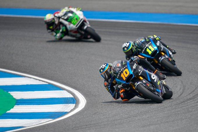 Moto2 | Gp Thailandia Warm Up: Marini si aggiudica l'ultima sessione prima della gara
