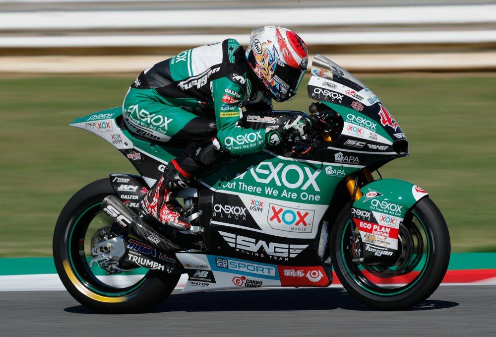 Moto2 | Gp Thailandia FP1: Nagashima precede Fernandez e Marini