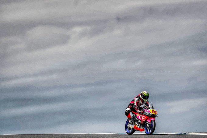 Moto3 | Gp Australia FP3: Freddo e vento condizionano il turno, Arbolino il più veloce