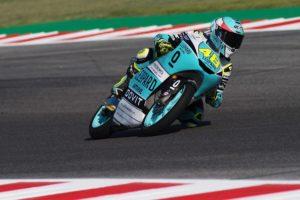 Moto3 | Gp Giappone FP1: Lorenzo Dalla Porta alza la voce
