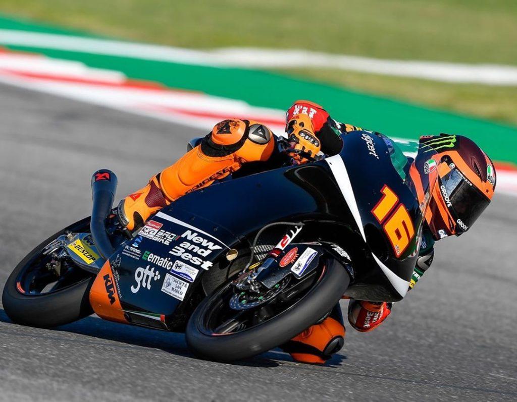 Moto3 | Gp Thailandia FP1: Redivivo Migno, Arbolino in scia