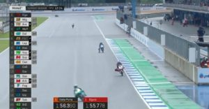 Moto3 | Gp Thailandia FP3: Ogura svetta sul bagnato