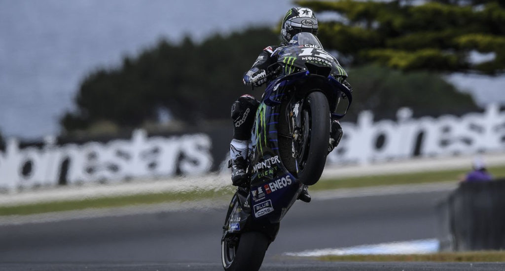 "MotoGP | Gp Australia Day 1: Maverick Vinales, ""La gara è una storia completamente diversa"" [VIDEO]"