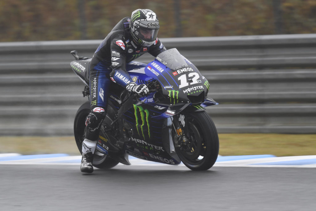 MotoGP | Gp Australia FP1: Vinales il più veloce, paura per Quartararo