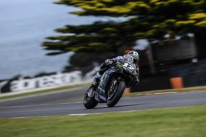 MotoGP | Gp Australia FP3: Il meteo rovina i piani