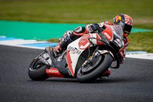 "MotoGP | Gp Australia Gara: Zarco, ""Divertente lottare con Pol Espargarò"""