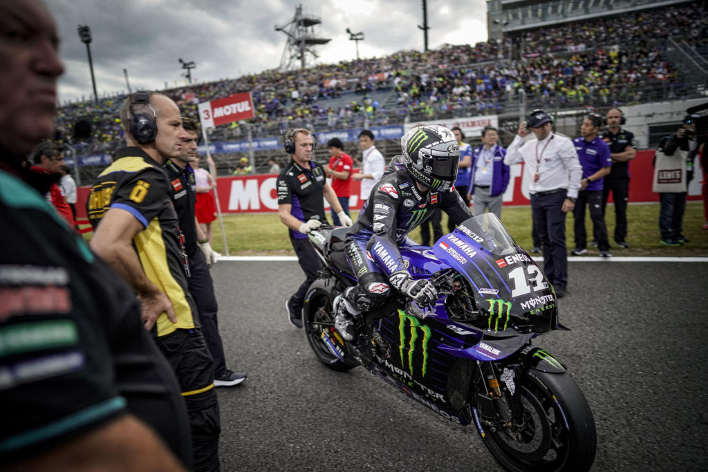 "MotoGP   Gp Australia: Maverick Vinales, ""L'anno scorso ho vinto, voglio ripetermi"""