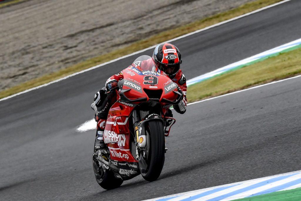 """MotoGP   Gp Giappone Qualifiche: Danilo Petrucci, """"Domani potremo essere competitivi"""""""