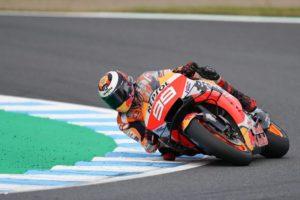 """MotoGP   Gp Giappone Gara: Jorge Lorenzo, """"Il minor distacco da quando sono tornato dall'infortunio"""""""